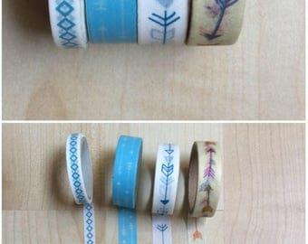 Washi tapes (per roll or make your own set)