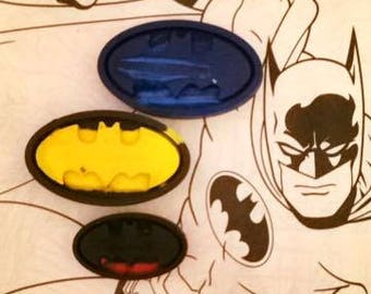 Batman Crayons