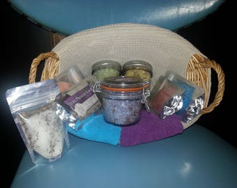 Bath Salts & Detox Soaks