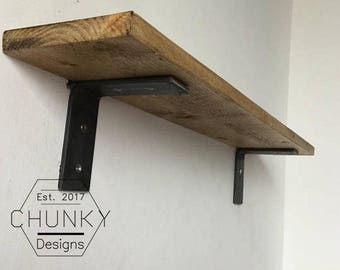 Industrial Shelf - Industrial Shelves - industrial Shelving - Wooden Shelves