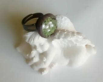 Cradling Nest Ring