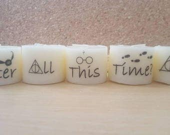 harry potter scented candle set - after all this time? always