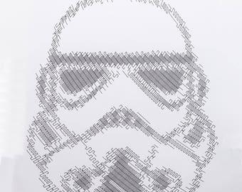 Storm Trooper - Polardraw A3