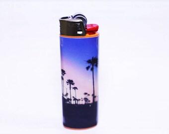 California Bic Lighter - Custom Made- Unique- High Quality
