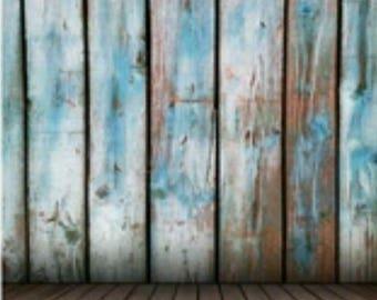 Blue Ice Planks