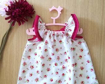 Almería collection baby dress