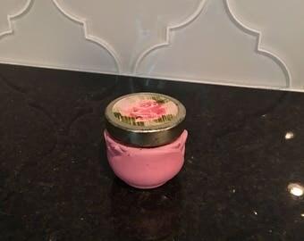 Vintage 90's Sachet of Roses Avon Cream Sachet Perfume Bottle
