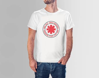 Red Hot Chili Peppers Men Tshirt