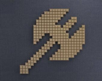 Pixel Art Craft, Pixel Axe