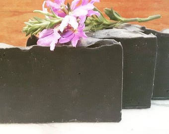 Activated SOAP / SOAP tea tree / eucalyptus citronee SOAP / face SOAP / Facial soap / natural SOAP / natural soap / handcrafted SOAP