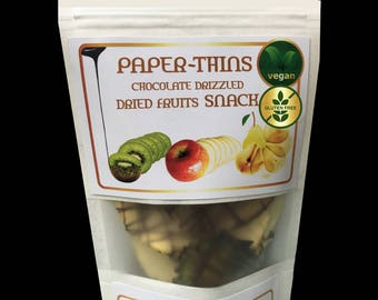 Paper-Thins Fruit Snacks