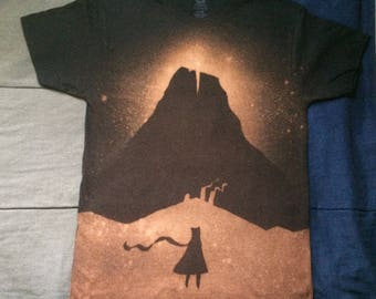 Journey - Bleached Shirt