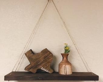 Hanging Wall Shelf