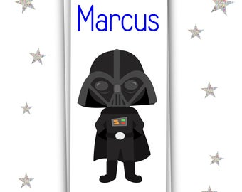Personalised Christmas Money Wallet/Gift Voucher Card/Christmas Gift/Star Wars/Free UK Shipping
