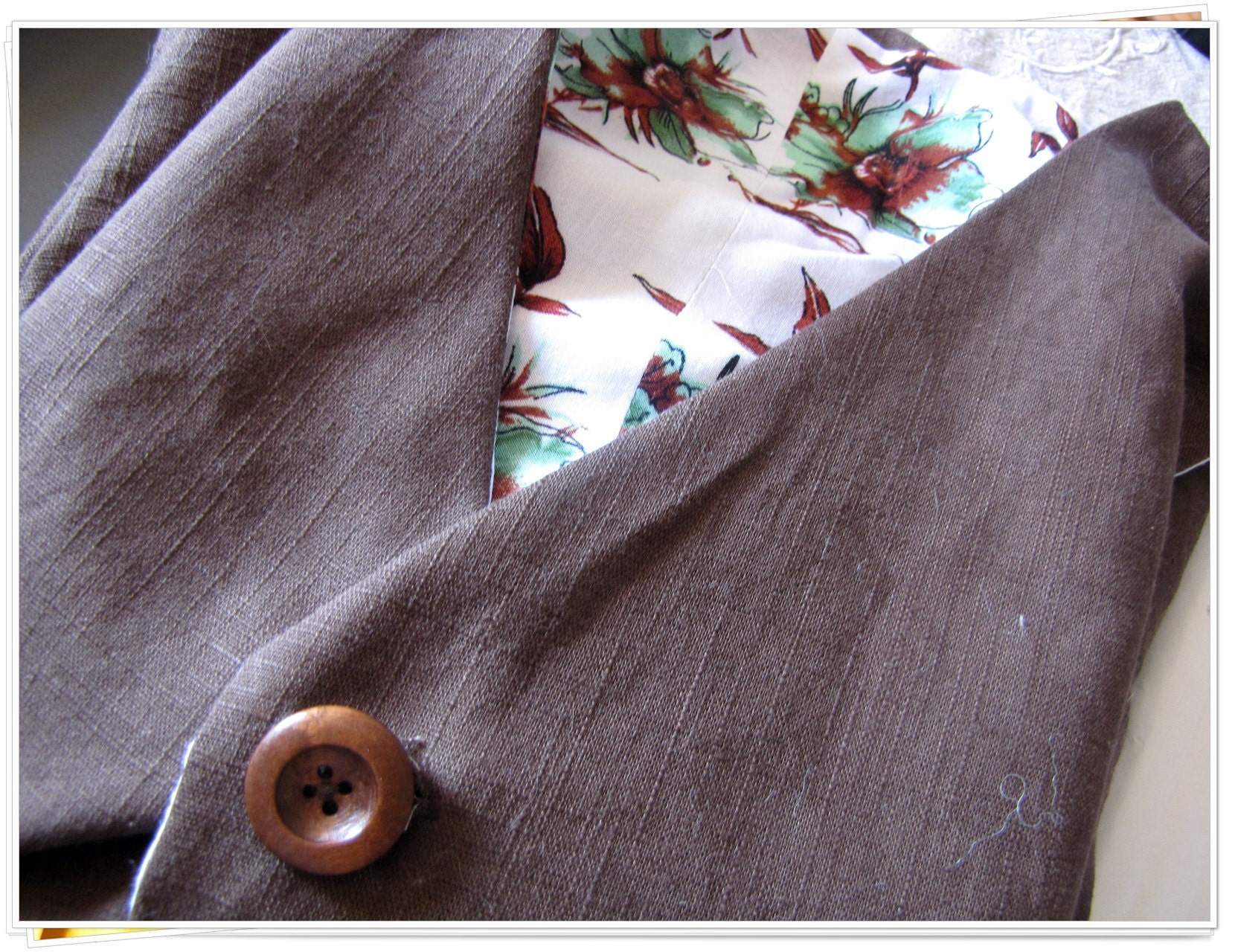 Linen clothing for men - vêtement en lin pour homme