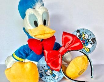 Disney Donald Duck ears, Custom Disney Park ears, Minnie ears