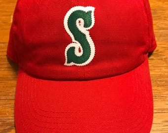 1980s Throwback Stanhope State Baseball Cap