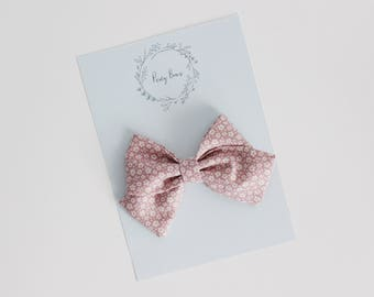 Skippy bow | lavender