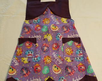 Kids / Toddler Shopkins Apron