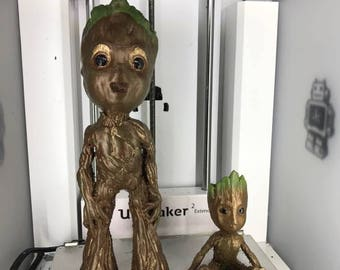One Foot Tall Baby Groot