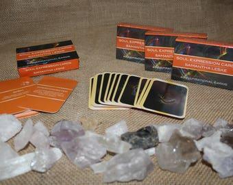 Soul Expression Affirmation Cards