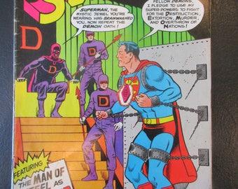 Superman #191 D.C. Comics 1966