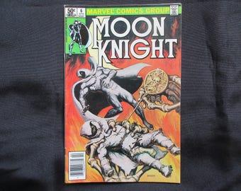 Moon Knight #6 Marvel Comics 1981