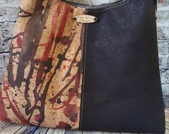 Gorgeous All Cork Bag
