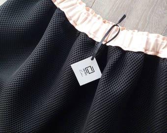 Black&Pink skirt