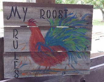 My roost
