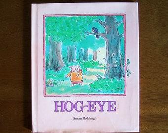 Hog-Eye by Susan Meddaugh - Children's Book - Humor, Wolf Stories
