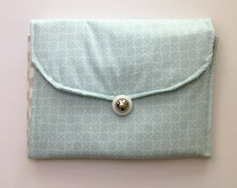 Diaper Changing Pad, Diaper Clutch, Travel Changing Pad