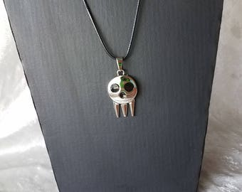 Soul Eater Inspired Cosplay Necklace