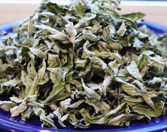 Dried mint, Wild Mint, Herbal Mint, Mint Tea, Corn Mint, Loose Leaf Tea, Field Mint, Mentha Arvensis, Gourmet Herbal Tea, Herbal Medicine