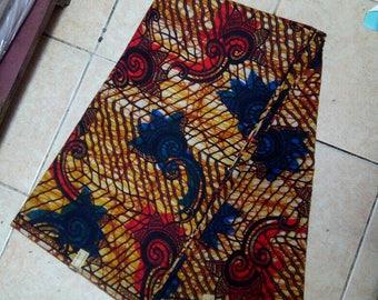 6Yards Kitenge fabric