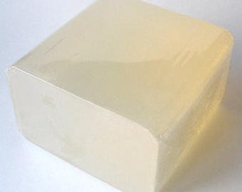 Melt & Pour Base - Clear