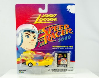 Johnny Lightning Speed Racer 2000 Cel #14 1/64 Diecast Car