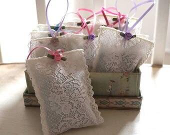 Nottingham Lace Lavender Sachet