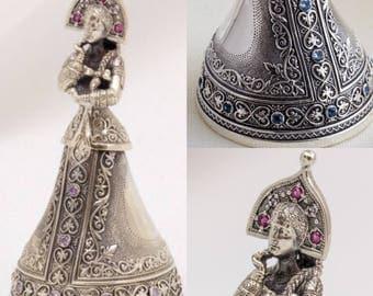 Bronze Bell Vasilisa
