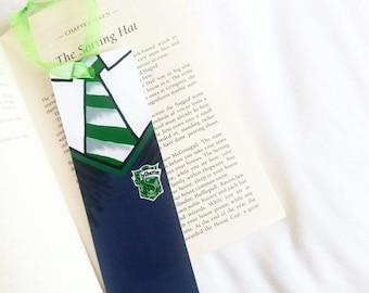 Slytherin Bookmark
