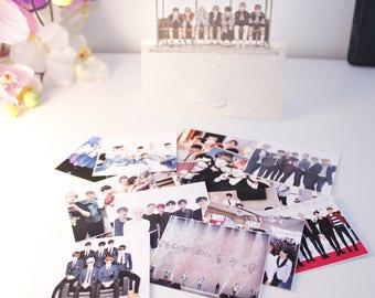 BTS (방탄소년단) [KPop] Fanmade Photocards - Group Photos