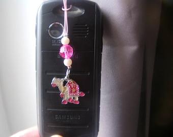 Portable metal camel jewelry