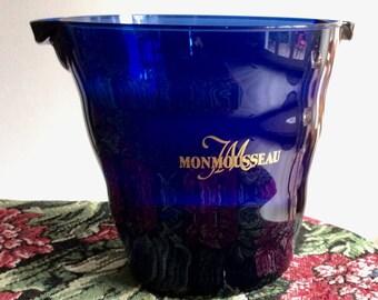 """My Mousseau"" champagne bucket"