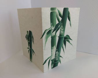 Hand Painted Postcard/ Birthday Card/ New year Card/ Valentine Day Card/ Bamboo Card/