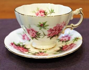 Paragon Vintage Bone China Teacup and Saucer
