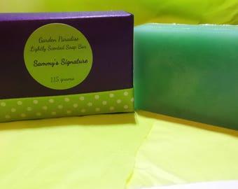 Sammy's Signature - Garden Paradise Soap Bar