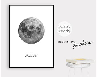 Cupcake print, Cupcake Poster, Cupcake Art, Kitchen Decor, Kitchen Print, Only You Quote