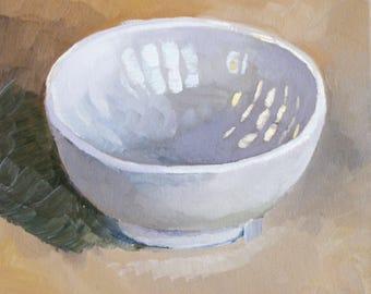 Bowl still life