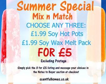 Mix 'n' Match Summer Special Offer