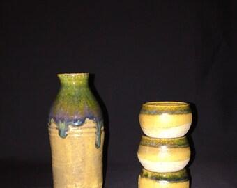 Ceramic Sake Set